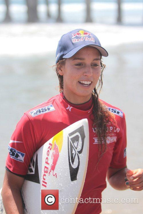 Sally Fitzgibbons Converse Coastal Carnage Returns To Huntington...