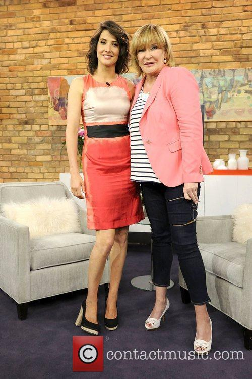 Cobie Smulders  appears on The Marilyn Denis...