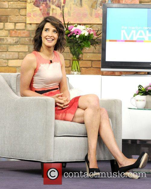 cobie smulders appears on the marilyn denis 5834305