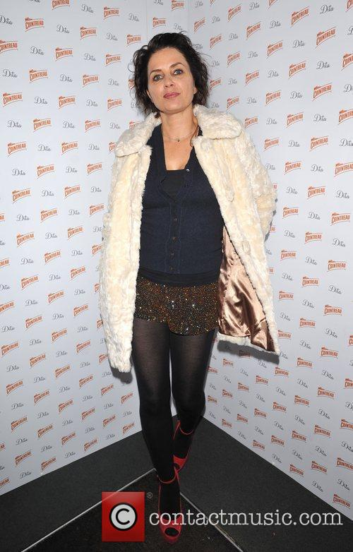 Sadie Frost Cointreau Prive Pop-Up Bar - launch....
