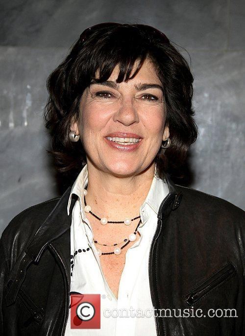 Cnn, Christiane Amanpour and Paley Center For Media 3