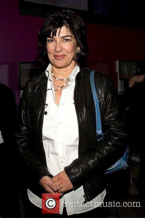 cnn anchor and chief international correspondent christiane amanpour 3853519