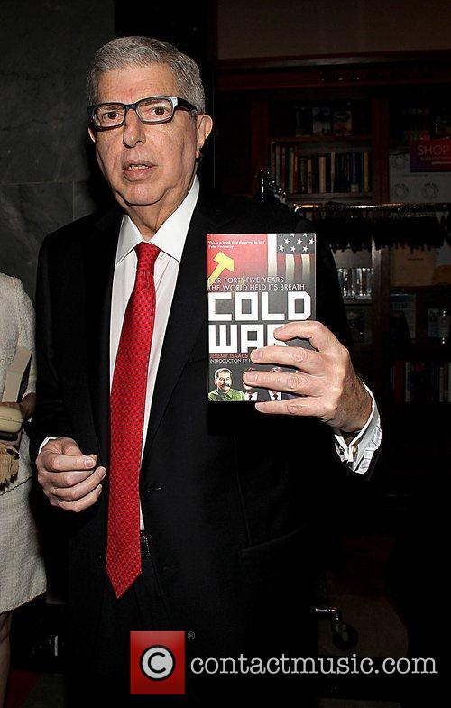 Composer Marvin Hamlisch at the 'Cold War: The...
