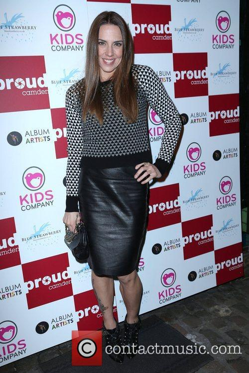 Melanie C and Guest 3