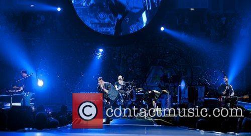 Chris Martin and O2 Arena 24