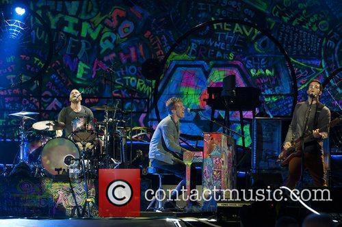 Chris Martin and O2 Arena 19