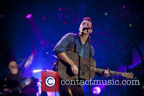 Chris Martin and O2 Arena 1