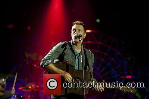Chris Martin and O2 Arena 15