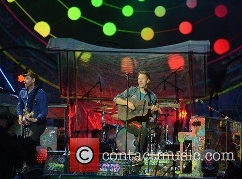 Coldplay Emirates Stadium London