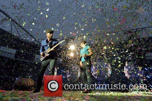 Coldplay Emirates Stadium