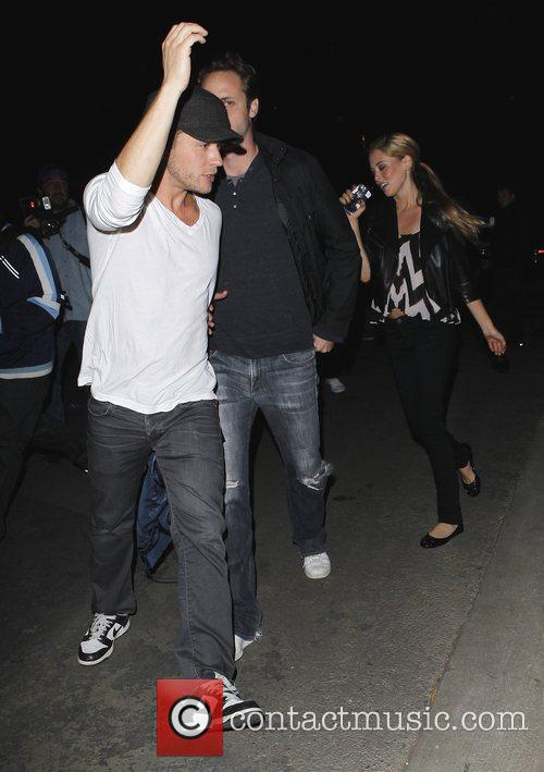 Ryan Phillippe Celebrities arrive at The Hollywood Bowl...