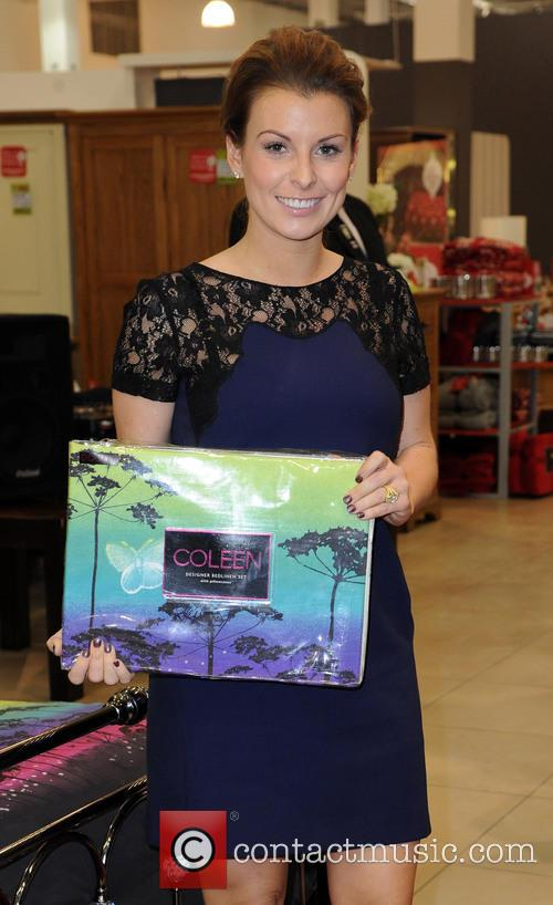 Coleen Rooney, British Home Stores, Trafford Centre and Manchester 6