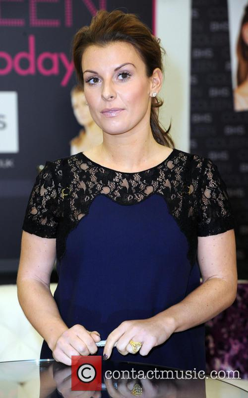 Coleen Rooney, British Home Stores, Trafford Centre and Manchester 7