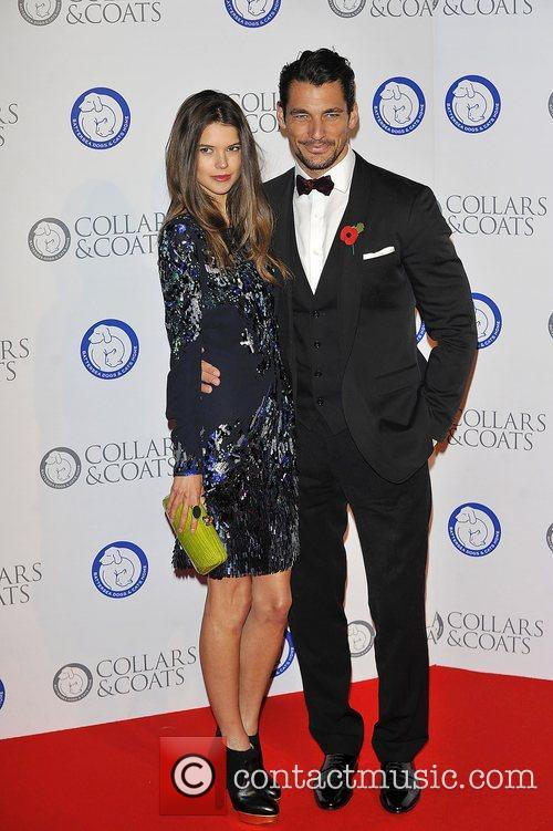 Sarah Ann Macklin, David Gandy