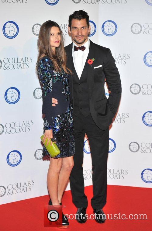 David Gandy and Sarah Ann Macklin 2