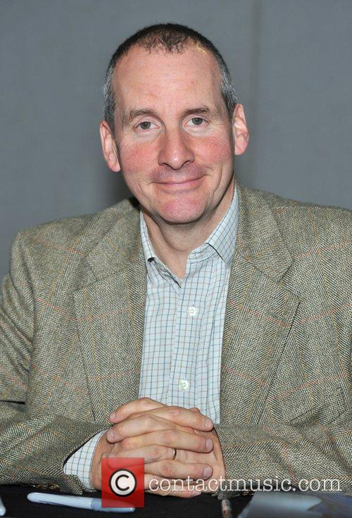 Chris Barrie The Entertainment Media Show/Collectormania London held...