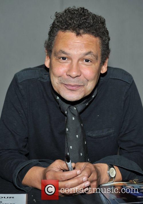 Craig Charles The Entertainment Media Show/Collectormania London held...
