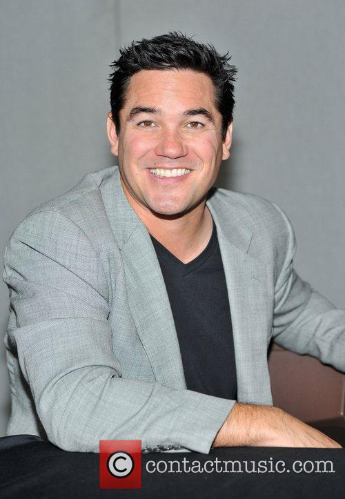 Dean Cain The Entertainment Media Show/Collectormania London held...