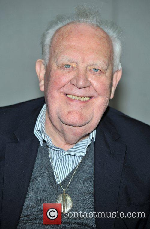 Joss Ackland The Entertainment Media Show/Collectormania London held...