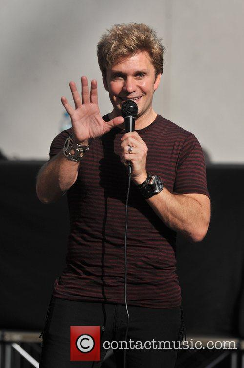 Vic Mignogna The Entertainment Media Show/Collectormania London held...