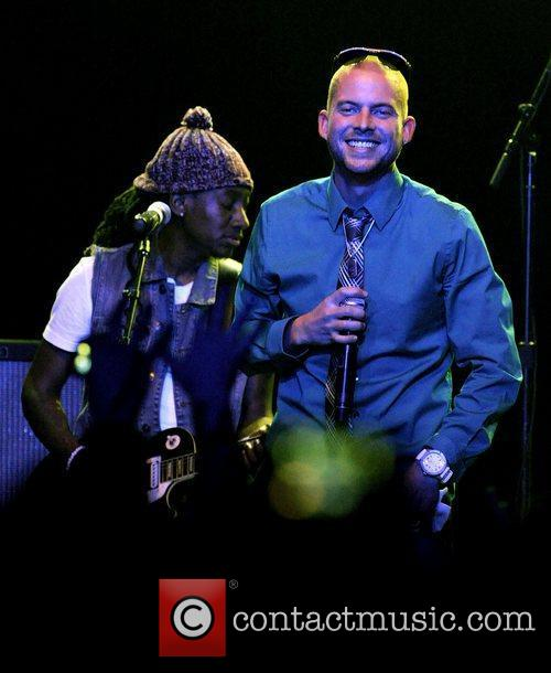 Collie Buddz  performs live at The Sound...