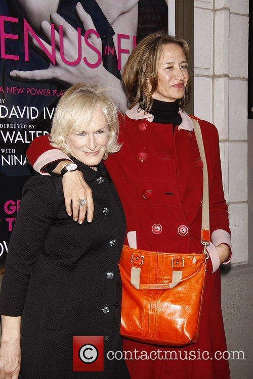 Glenn Close and Janet Mcteer 2
