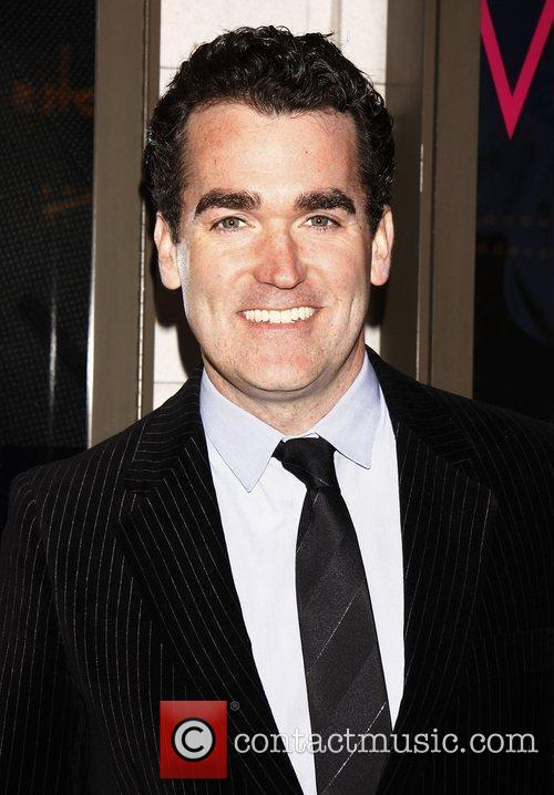 Brian d'Arcy James  Opening night of the...