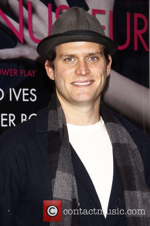 Steven Pasquale  Opening night of the MTC...