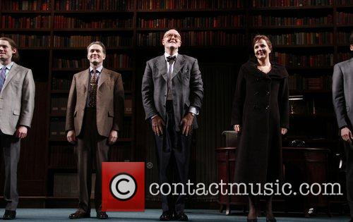 Boyd Gaines, John Lithgow and Margaret Colin 1