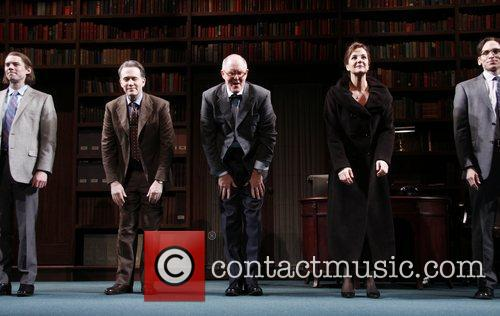 Boyd Gaines, John Lithgow and Margaret Colin 2