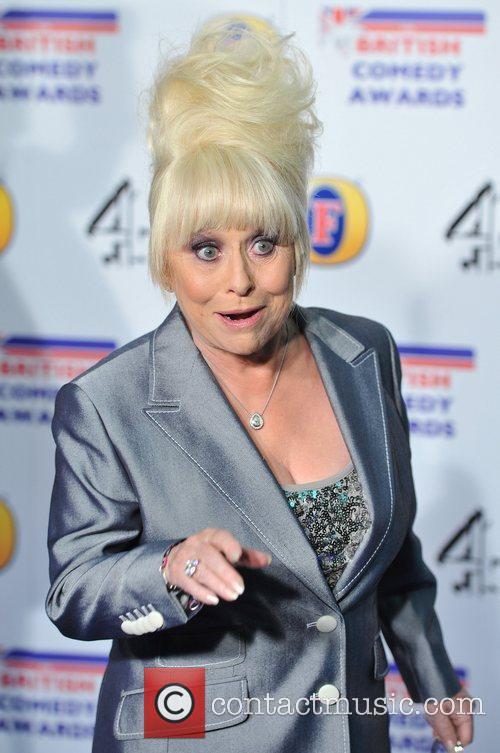 Barbara Windsor British Comedy Awards held at the...