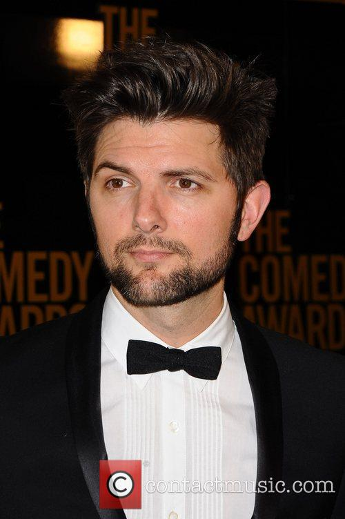 Adam Scott  The Comedy Awards 2012 at...