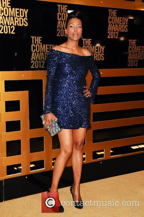 aisha tyler the comedy awards 2012 at 3851437