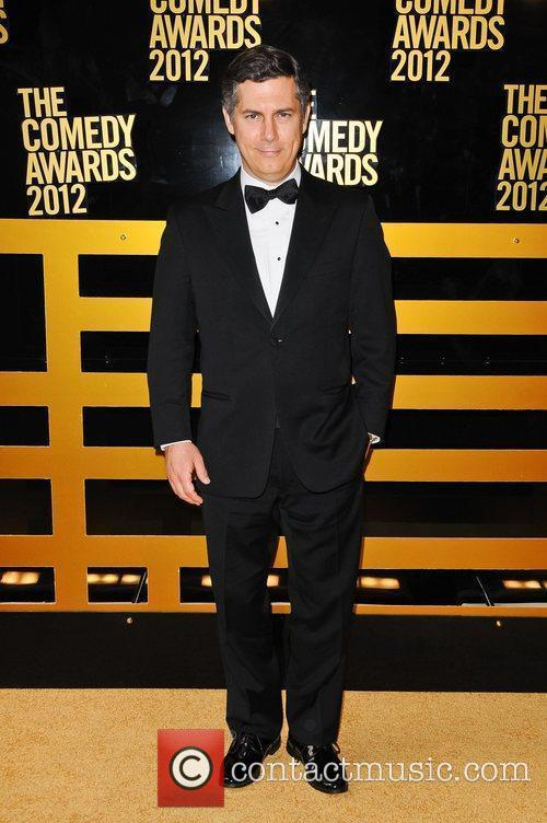 Chris Parnell The Comedy Awards 2012 at Hammerstein...