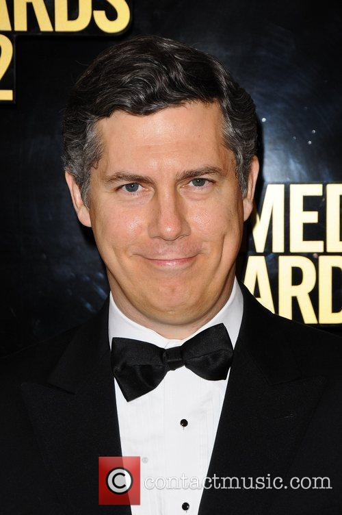 chris parnell the comedy awards 2012 at 3851479