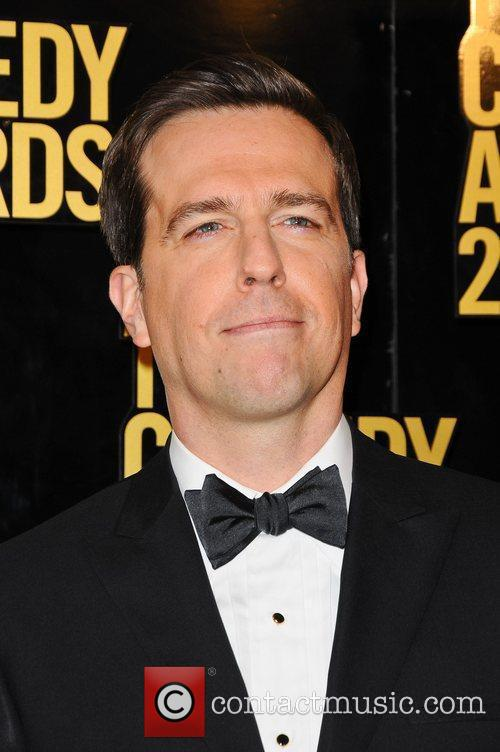Ed Helms  The Comedy Awards 2012 at...