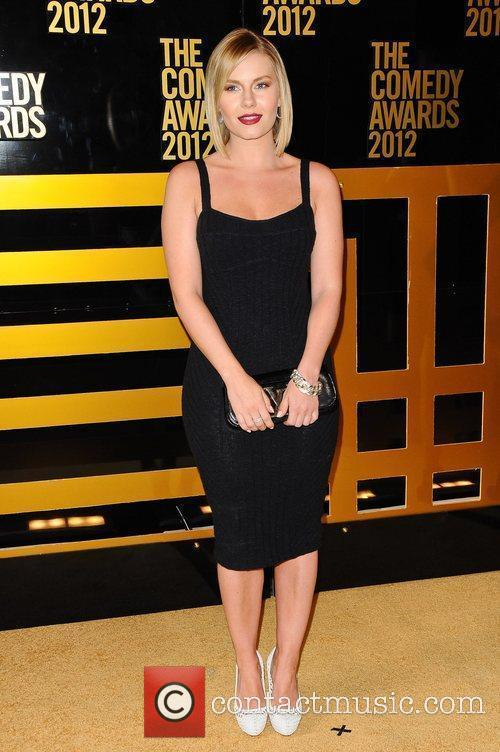 Elisha Cuthbert The Comedy Awards 2012 at Hammerstein...