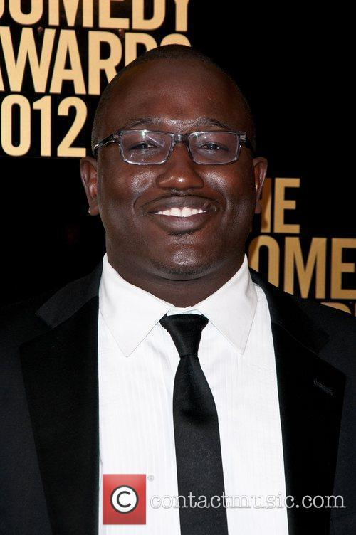 Hannibal Burress  The Comedy Awards 2012 at...