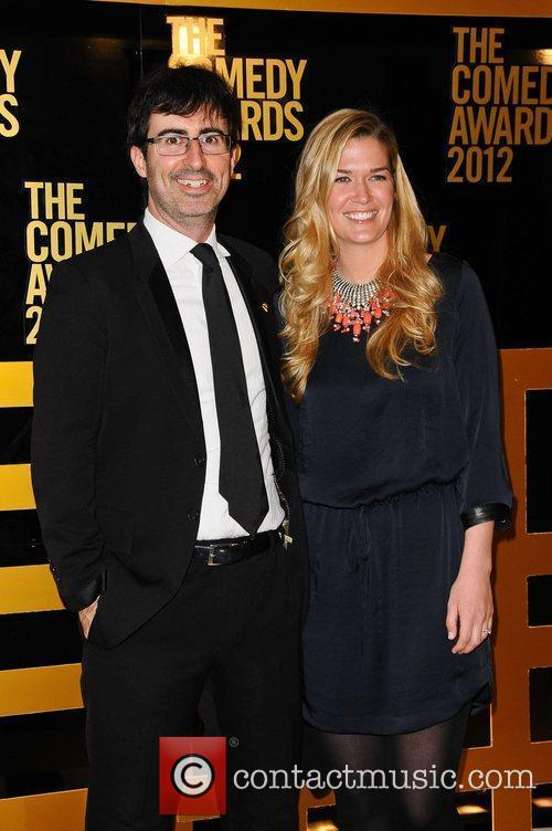 John Oliver The Comedy Awards 2012 at Hammerstein...
