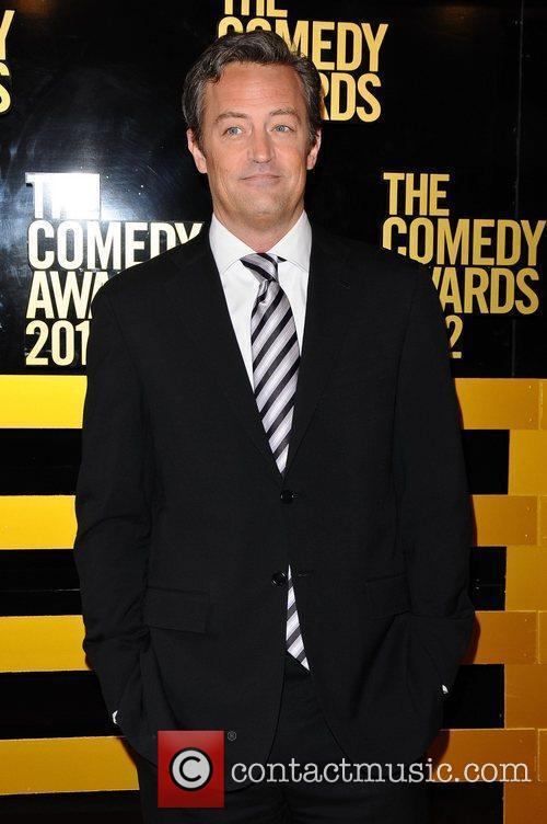 Matthew Perry  The Comedy Awards 2012 at...