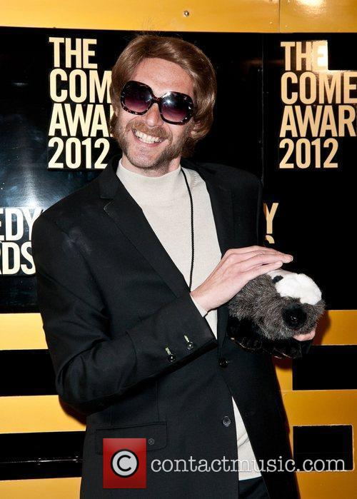 The Honey Badger  The Comedy Awards 2012...