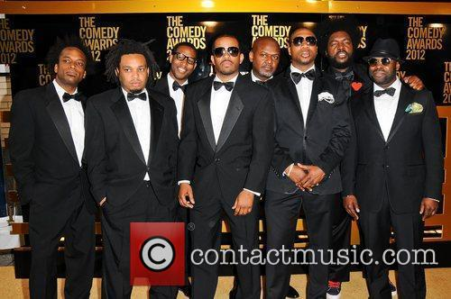 The Roots The Comedy Awards 2012 at Hammerstein...