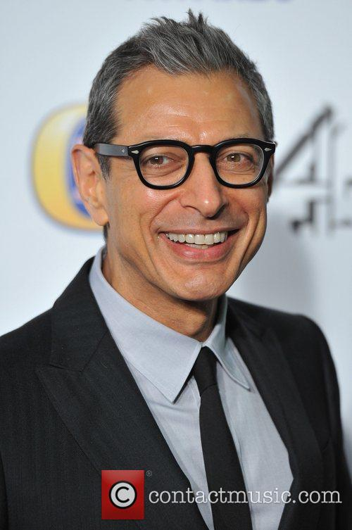 jeff goldblum british comedy awards held at 5770808