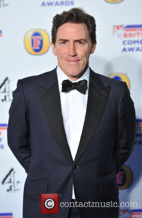 Rob Brydon British Comedy Awards held at the...