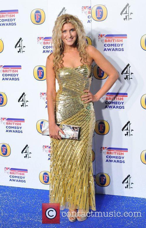 Francesca Hull British Comedy Awards held at the...