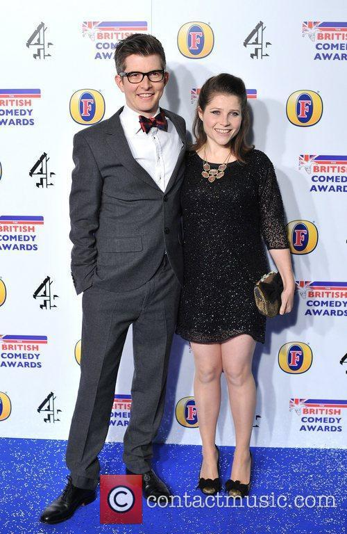 Gareth Malone and guest British Comedy Awards held...