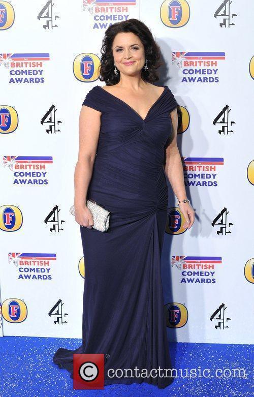 Ruth Jones British Comedy Awards held at the...