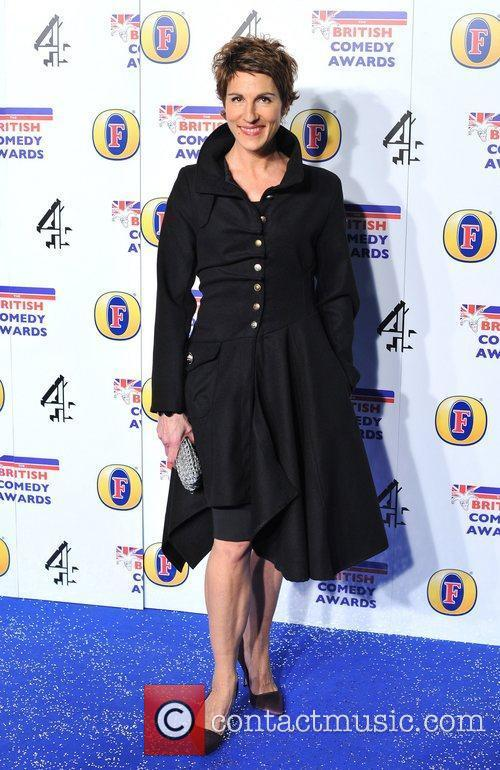 Tamsin Greig British Comedy Awards held at the...