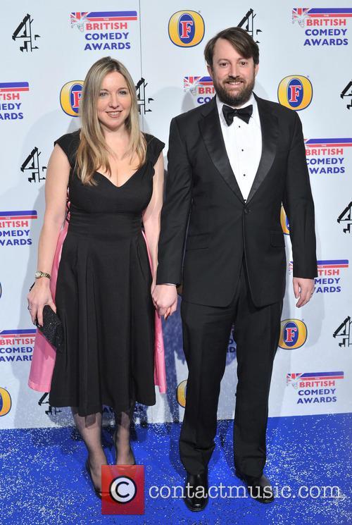 David Mitchell and Victoria Coren 8