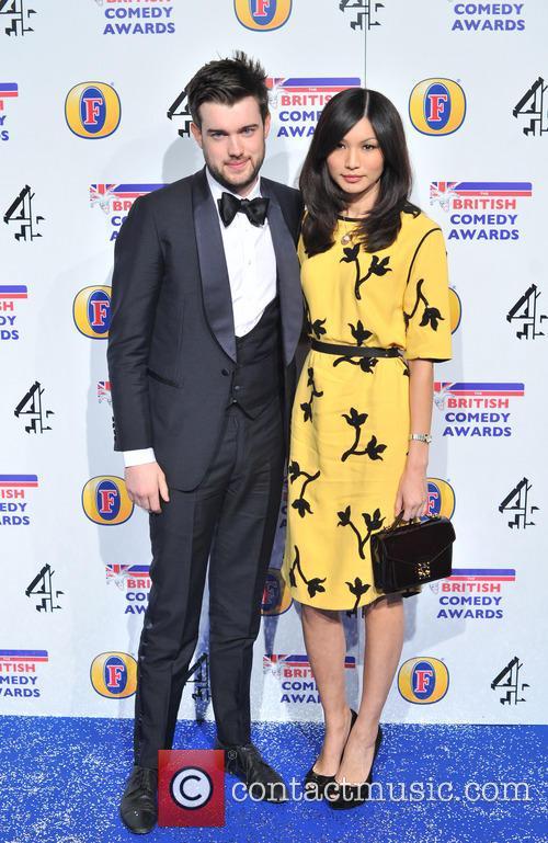 Jack Whitehall; Gemma Chan The British Comedy Awards...